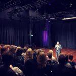 Janesh Vaidya Trollhättan lecture