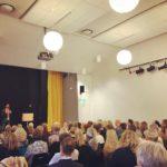 Janesh Vaidya Kungsbacka lecture